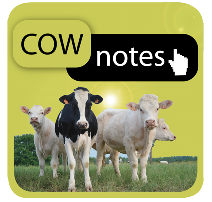 icon application COWnotes